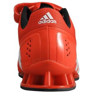 Adidas Adipower (Rood) - Achteraanzicht