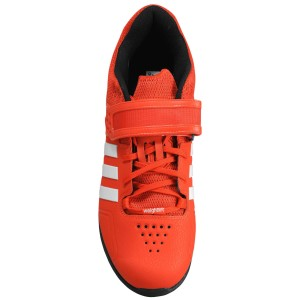 Adidas Adipower (Rood) - Bovenaanzicht