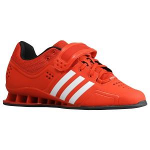 Adidas Adipower (Rood) - Zijaanzicht