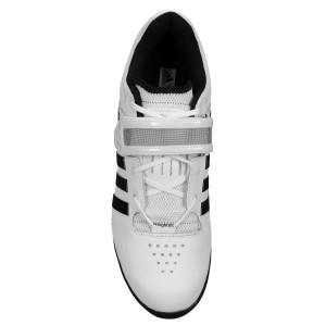 Adidas Adipower (Wit) - Bovenaanzicht