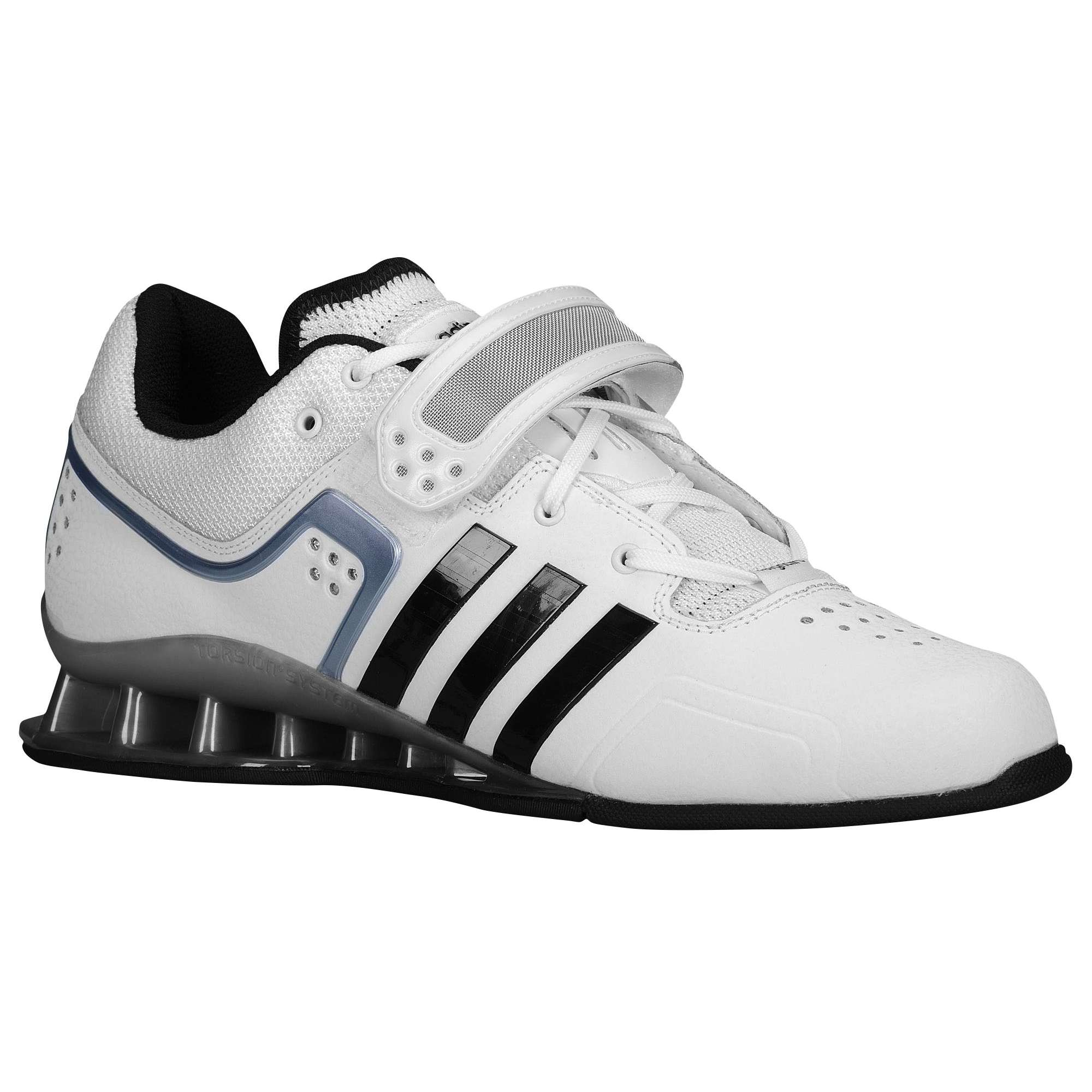 free shipping 54d51 dba3c Adidas Adipower (Wit) - Zijaanzicht ...
