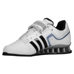 Adidas Adipower (Wit) - Zijaanzicht binnenkant