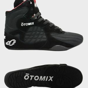 Otomix Stingray (Zwart) - Zijaanzicht en Onderaanzicht