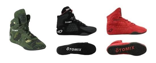 Otomix-Stingray-Escape-breed-camo-zwart-rood-2