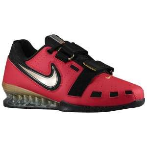 Nike Romaleos 2 (Comet Red; Rood) - Zijaanzicht