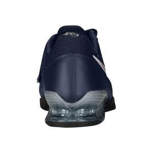 Nike Romaleos 2 (Obsidian; Blauw) - Achteraanzicht