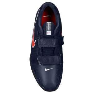 Nike Romaleos 2 (Obsidian; Blauw) - Bovenaanzicht