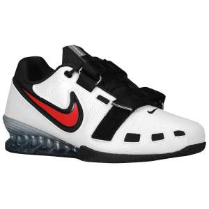 Nike Romaleos 2 (Wit) - Zijaanzicht