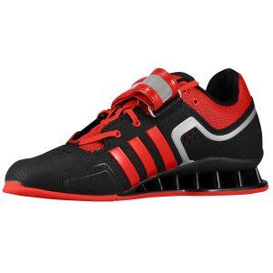 Adidas Adipower (Zwart/Rood) - Zijaanzicht Binnenkant