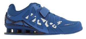 Inov-8 Fastlift 335 (Blauw) - Zijaanzicht