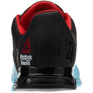 Reebok CrossFit Lifter 2.0 (Blauw-zwart) - Achteraanzicht