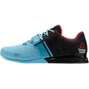 Reebok CrossFit Lifter 2.0 (Blauw-zwart) - Zijaanzicht binnenkant