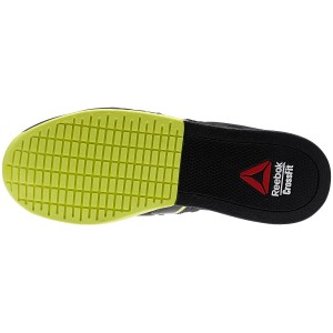 Reebok CrossFit Lifter 2.0 (Zwart-geel)  - Onderaanzicht