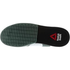 Reebok CrossFit Lifter Plus 2.0 (Wit-Groen)  - Onderaanzicht