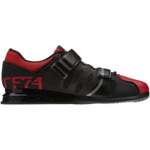 Reebok CrossFit Lifter Plus 2.0 (Zwart-rood) - Zijaanzicht binnenkant