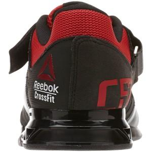 Reebok CrossFit Lifter Plus 2.0 (Zwart-rood) - Achteraanzicht