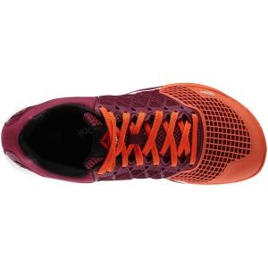 Reebok CrossFit Nano 4.0 (Paars/Oranje) - Bovenaanzicht