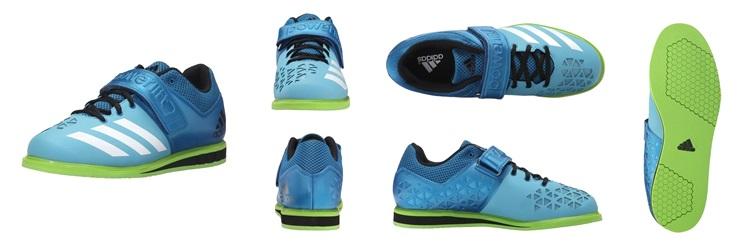 Adidas Powerlift.3 schoenen meerdere aanzichten