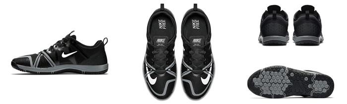 Nike-Free-Cross-Compete-zwart-meerdere-aanzichten